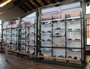 Allestimento Footwear Timberland SS 16